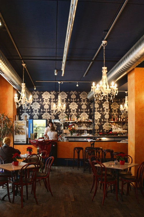 Café Zeitlos innen