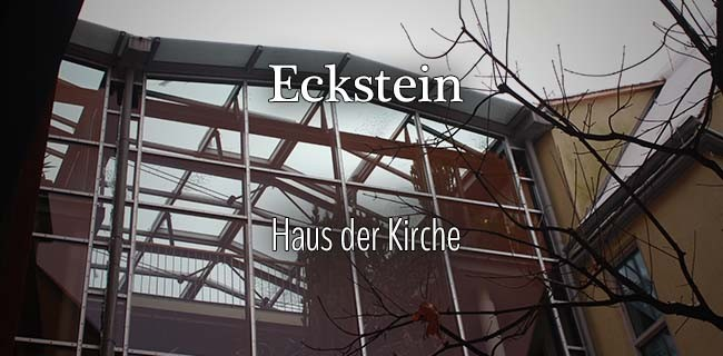 Eckstein Haus der Kirche Nürnberg