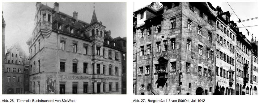 Bilder mit freundlicher Unterstützung aus dem Stadtarchiv Nürnberg.