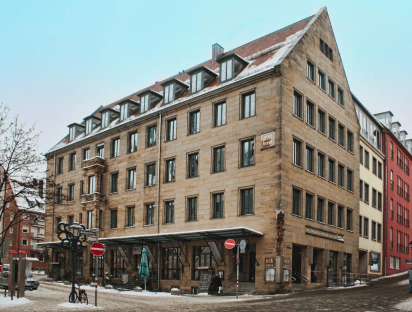 Haus Eckstein in Nürnberg