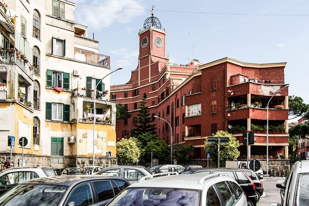 Rom Siedlung Garbatella