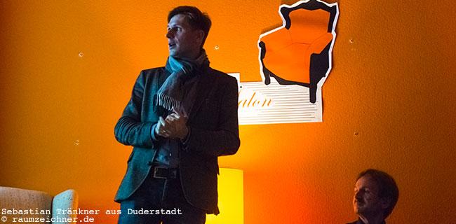 Sebastian Tränkner aus Duderstadt © raumzeichner.de