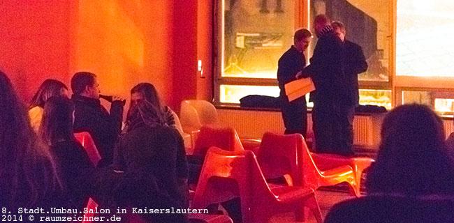 8. Stadt.Umbau.Salon in Kaiserslautern 2014 © raumzeichner.de