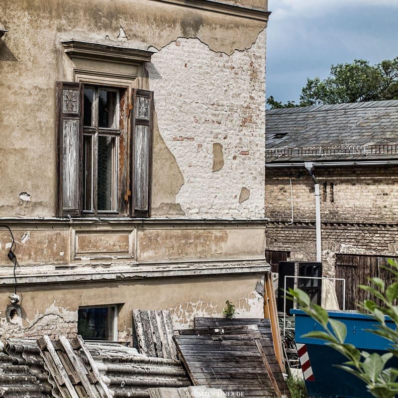 3 Bilder aus Potsdam Altbau