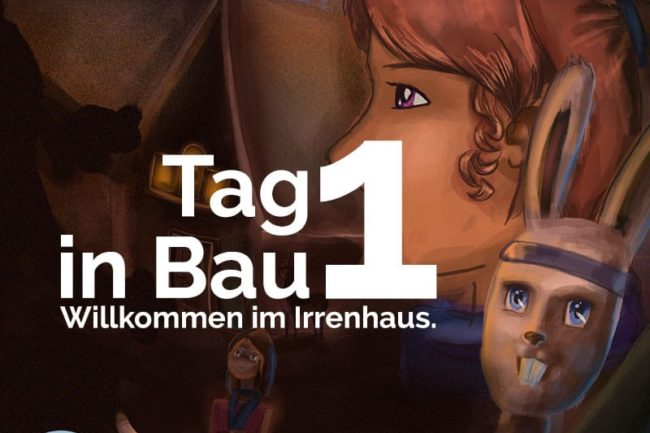 Tag1 in Bau 1, Studentengeschichten