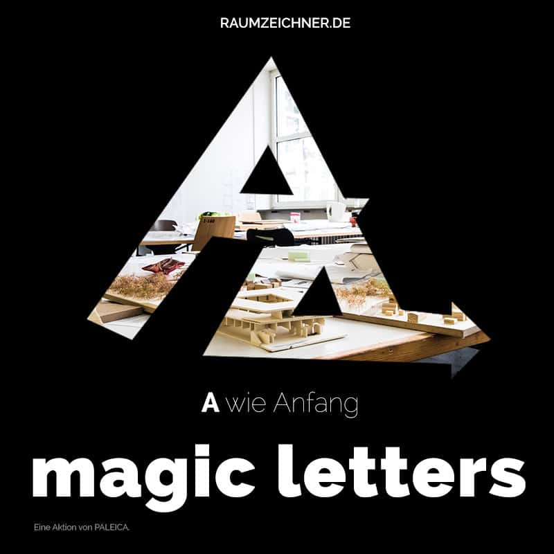 MagicLetters A wie Anfang