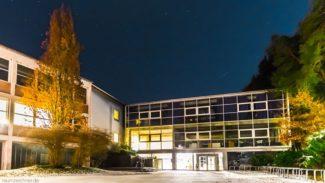 Fassade Bau Eins TU Kaiserslautern