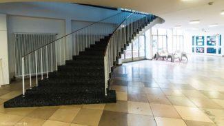 Foyer Bau Eins TU Kaiserslautern