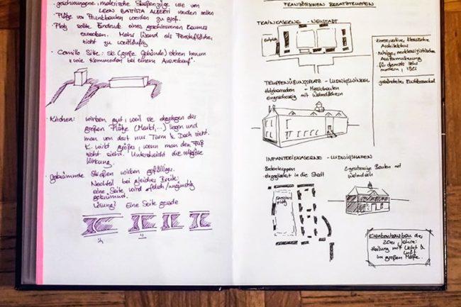 Städtebau Notizen