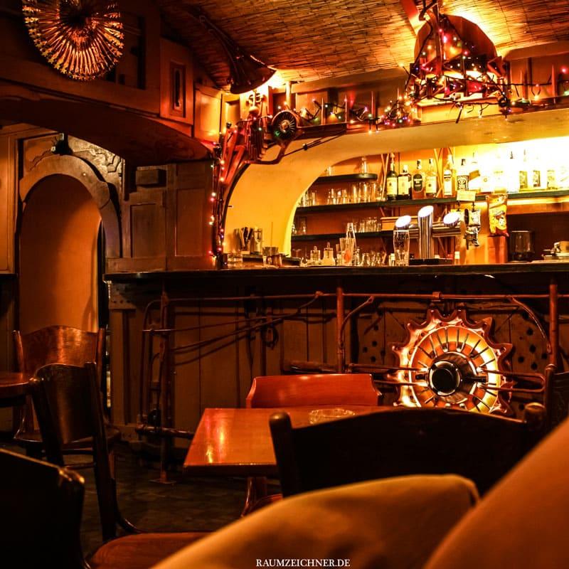 Kellerbar in Prag