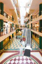 Einkaufszentrum Lettland Riga