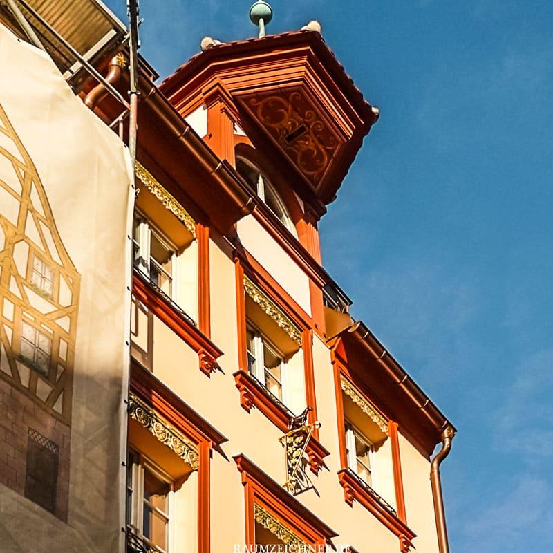 Der Altstadtfreunde Nürnberg e.V. unterstützt sein geliebtes Nürnberg, wo es nur geht. Ein Grund, warum die Stadt noch so schön ist.
